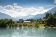 Radspuren ins Sport & Family Resort