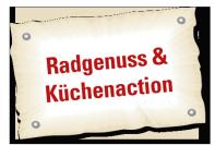 Radgenuss & Küchenaction