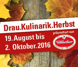 Drau.Kulinarik.Herbst 2016