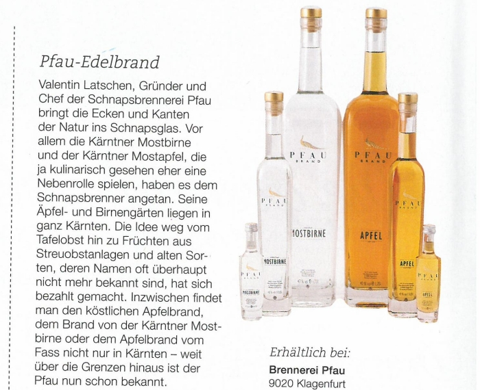Beitrag Genussland Kärnten Magazin